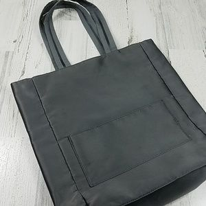 Bath & Body Works Gray Tote Bag